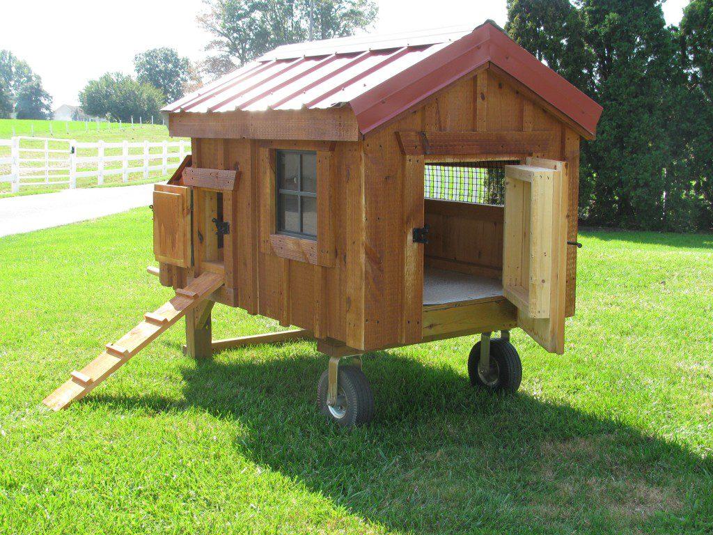 3x5 wheelbarrow chicken coop amish built chicken coops for 3 chicken coop